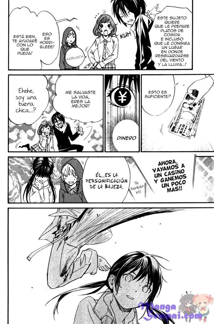 Ver Noragami 06 Manga Online - Manga Sempai
