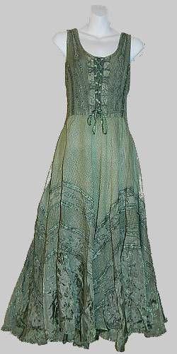 Gypsy Temptress Dress, Renaissance Faire, Steampunk Dress, Garb, Vampire, Fairy, Clubbing, Cosplay, SCA