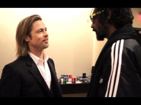 Doggisodes - Snoop Dogg Hangs with Brad Pitt & A$AP Rocky - YouTube