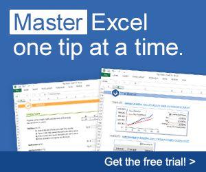 Master Excel - Spreadsheet Tips Workbook Calculators to get your finances in order