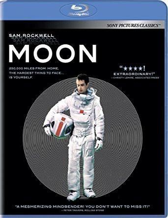 Sam Rockwell & Dominique McElligott & Duncan Jones & & 0 more - Moon [Blu-ray]