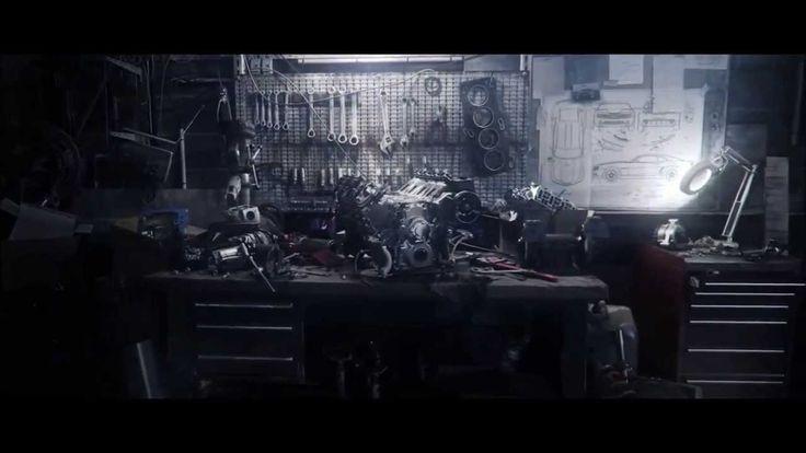 Neurotech - The Cyber Waltz Lyric Video./ HD 1080p