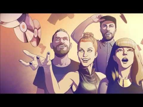 CHVRCHES - Bury It (feat. Hayley Williams Of Paramore) (Lyric Video) - YouTube