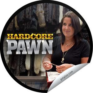 Steffie Doll's Hardcore Pawn: Redeem Girl Rumble Sticker   GetGlue