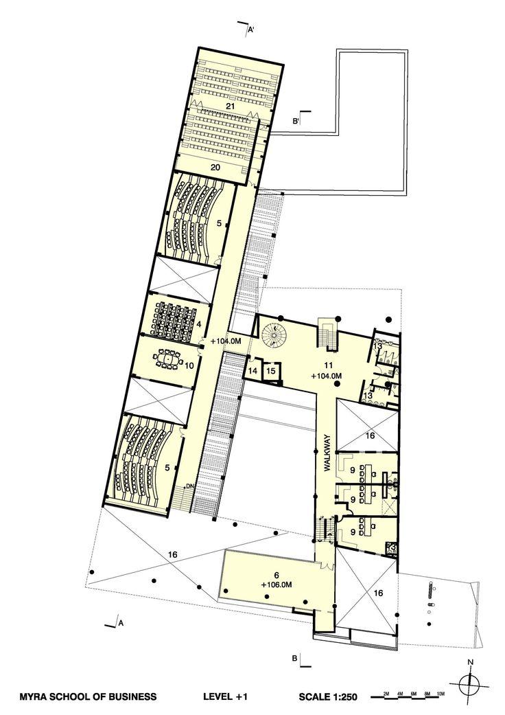 Gallery of Myra – School Of Business / Architecture Paradigm - 17
