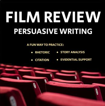 Review movie writing help