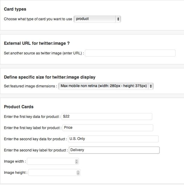 A 5 Minute Guide To Add Twitter Cards in WordPress Blog