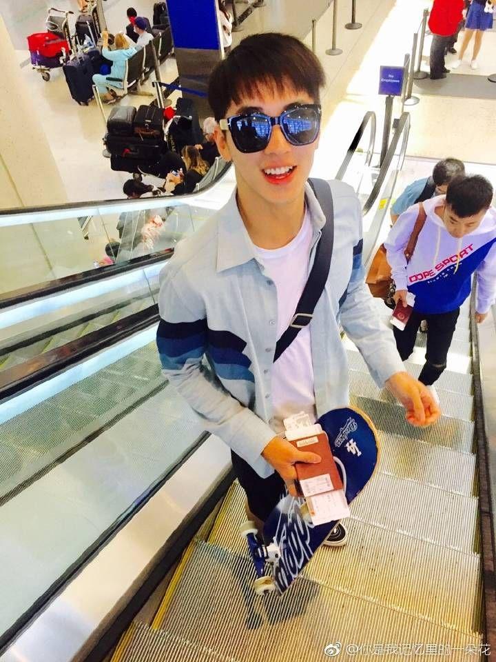 (23) Twitter | Xu weizhou. Actor. I do love you