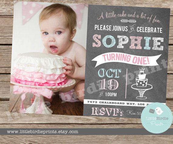 frases invitaciones primer cumpleaños - Buscar con Google