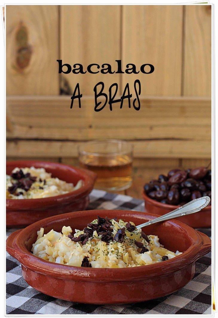 Bacalao a bras {by Paula, Con las Zarpas en la Masa}