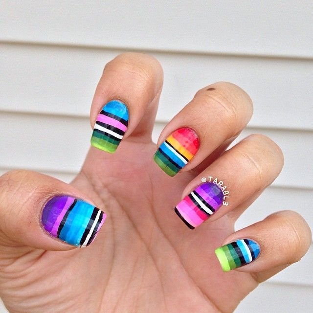 """Cinco De Mayo nails  #insertcockhere #cincodemayo #cincodemayonails…"