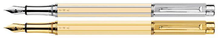 перьевые ручки Caran d'Ache Varius Chinese Lacquer Ivory