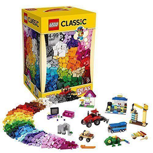 LEGO 10697 CLASSIC XXL LARGE BOX BULK 1500 PIECES
