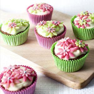 Recept - Chocolate chip cupcakes - Allerhande