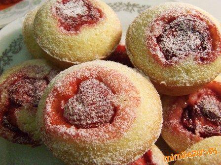 Bleskove hrncekove muffiny za 5 min.