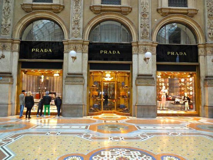 Cinque tra i negozi più belli e famosi di Milano