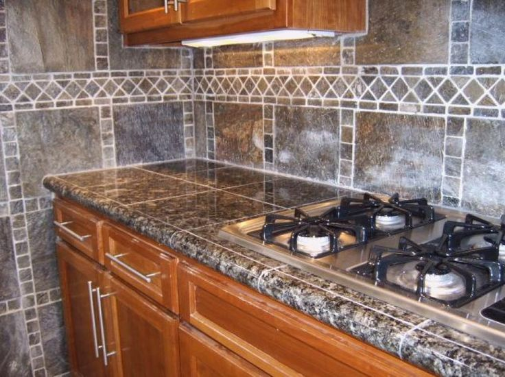 Beautiful Kitchen Tiles Color Gallery Home Decorating Ideas And