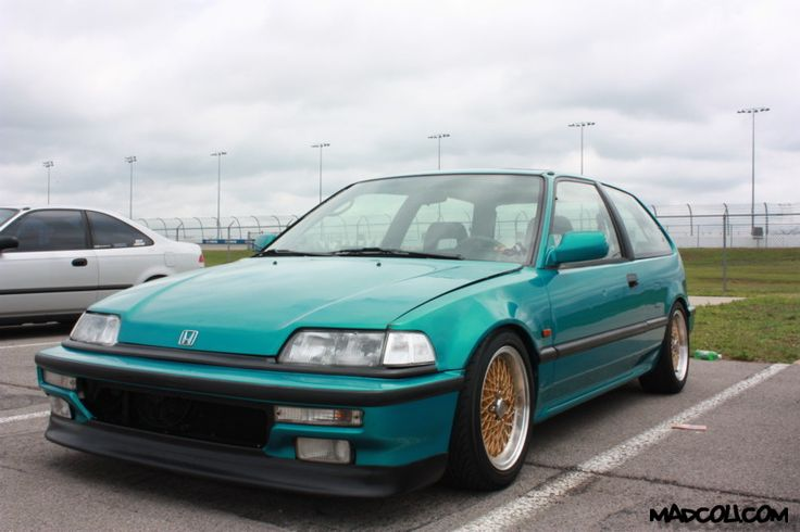 CLEAN EF9 | JDM HONDAs | Pinterest | Teal and Cleanses