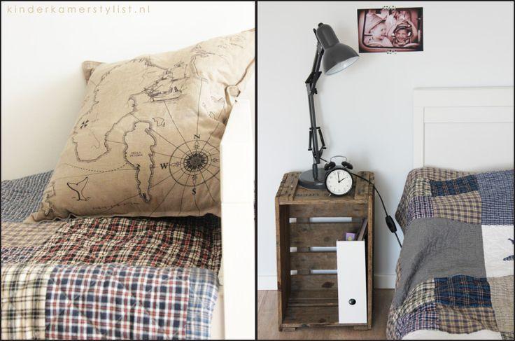 17 beste idee n over vintage jongens slaapkamers op pinterest jongens auto slaapkamer vintage - Tienerjongen slaapkamer ...
