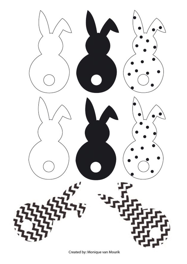 Easter - Pasen - Free printable