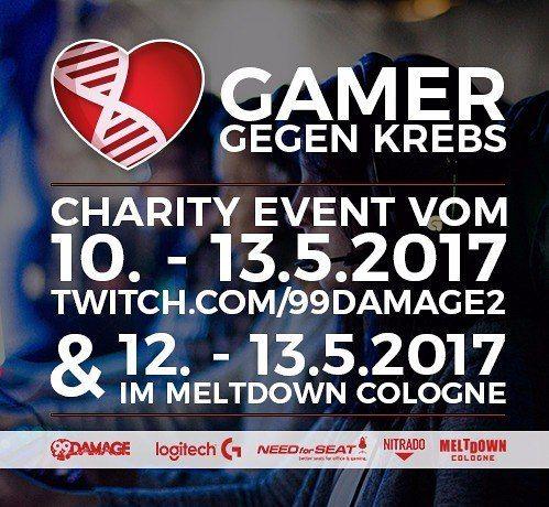 Bisher sind über 4000 für die Deutsche Krebshilfe gesammelt worden. Weiter geht's auf http://ift.tt/2pvVI97  @needforseat @logitech_g  #gamergegenkrebs #cancersucks #fightcancer #esports #gaming #bar #pub #koeln #cologne #koelnergram #köllefornia #kölnbloggt #party #wochenende #cocktails #charity #csgo #endsidegaming