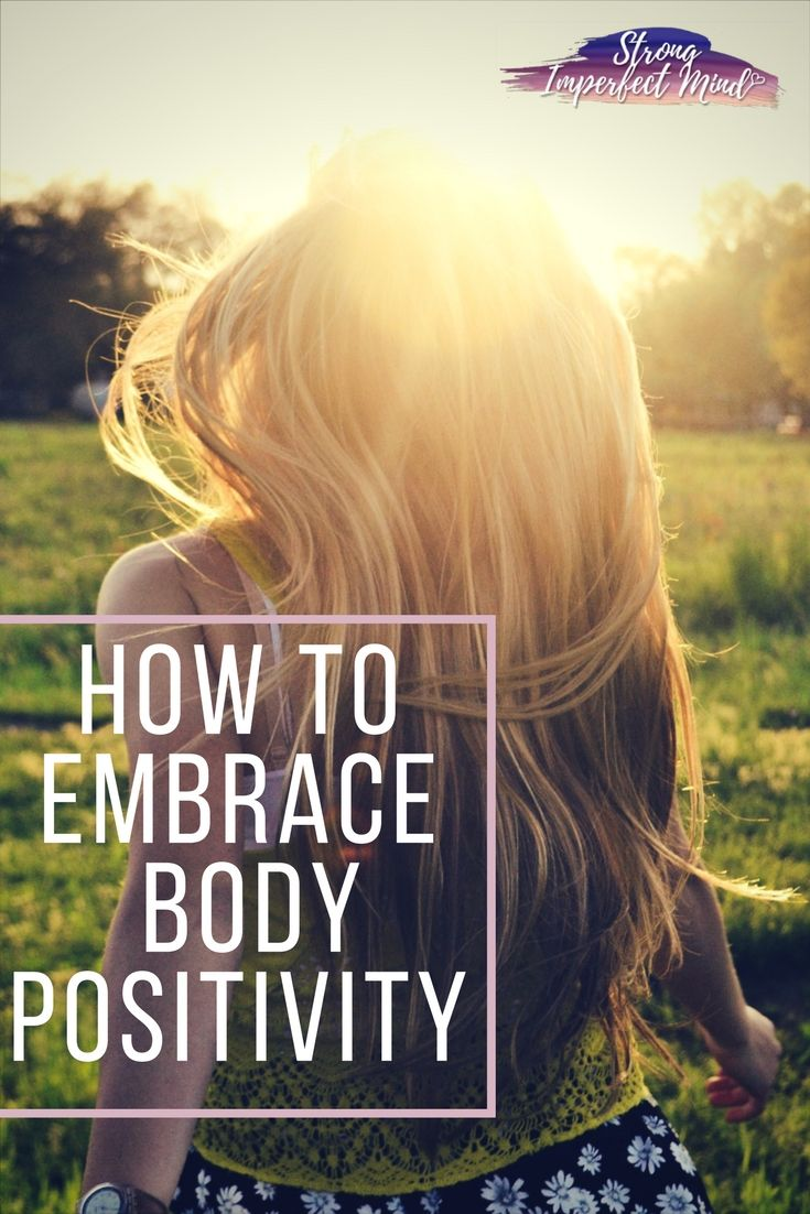 The absolute best way to fall in love with your body and feel more confident in your own skin.