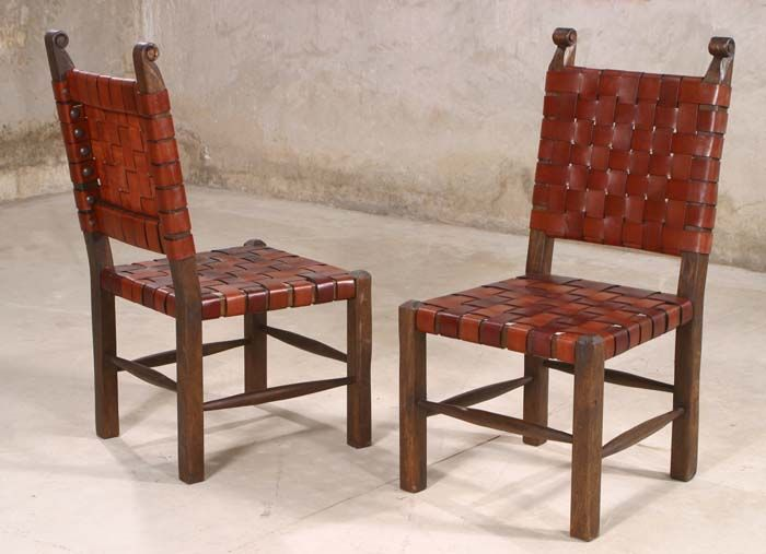 Rustic Leather Dining Chairs 67 best western dining chairs images on pinterest | dining chairs
