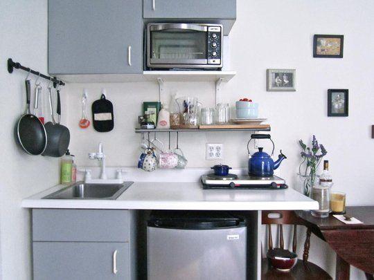 32 besten Bildern zu Small kitchens auf Pinterest