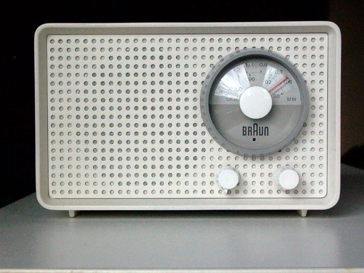 """Dieter Rams - As little design as possible"" by the Interior-Design-Blog http://www.leuchtend-grau.de/"