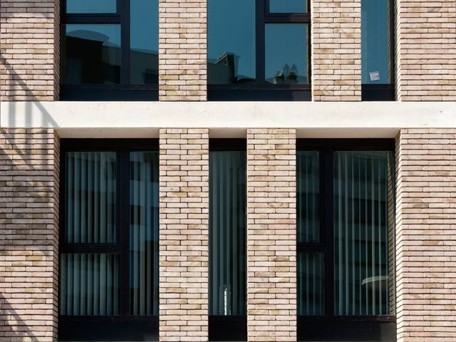 Modern Brick Apartment Building 133 best brick images on pinterest | brick facade, architecture