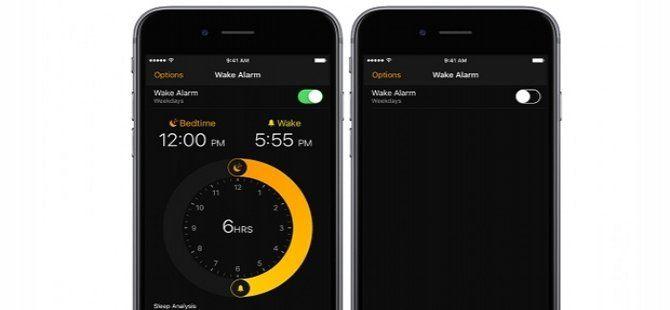 iOS 10 ile 'Yatma Zamanı' geldi