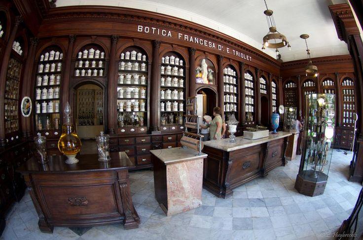 Museo Farmaceutico, Matanzas, Cuba