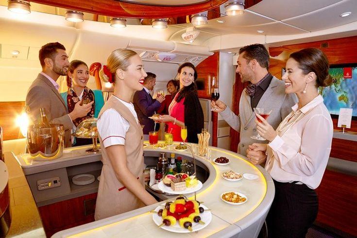 2015 APEX Yolcu Seçimleri Ödülleri'ne Emirates Damgası   Havayolu 101