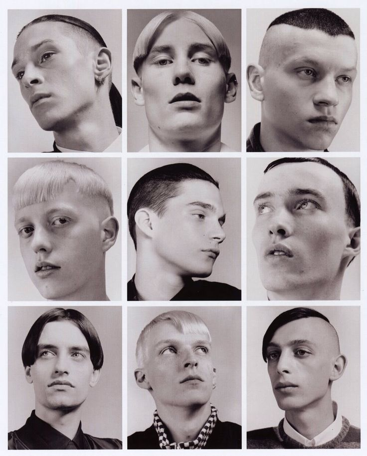 "oeus: "" Isolated Heroes, Raf Simons and David Sims, 1999 """