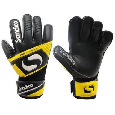 Sondico Elite Finger Pro Tect Goalkeeper Gloves