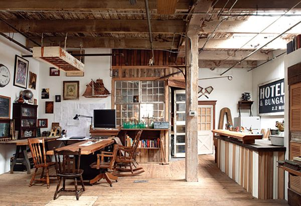 : Ideas, Spaces, Interiors Inspiration, At Home, Wood Furniture, Expo Beams, Style Inspiration, Rustic Kitchens, Urban Rustic
