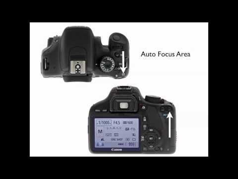 Canon EOS Rebel T2i Settings