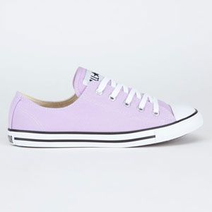 CONVERSE Chuck Taylor All Star Dainty Womens Shoes in lavender from Tilly's for $49.99 getting these today