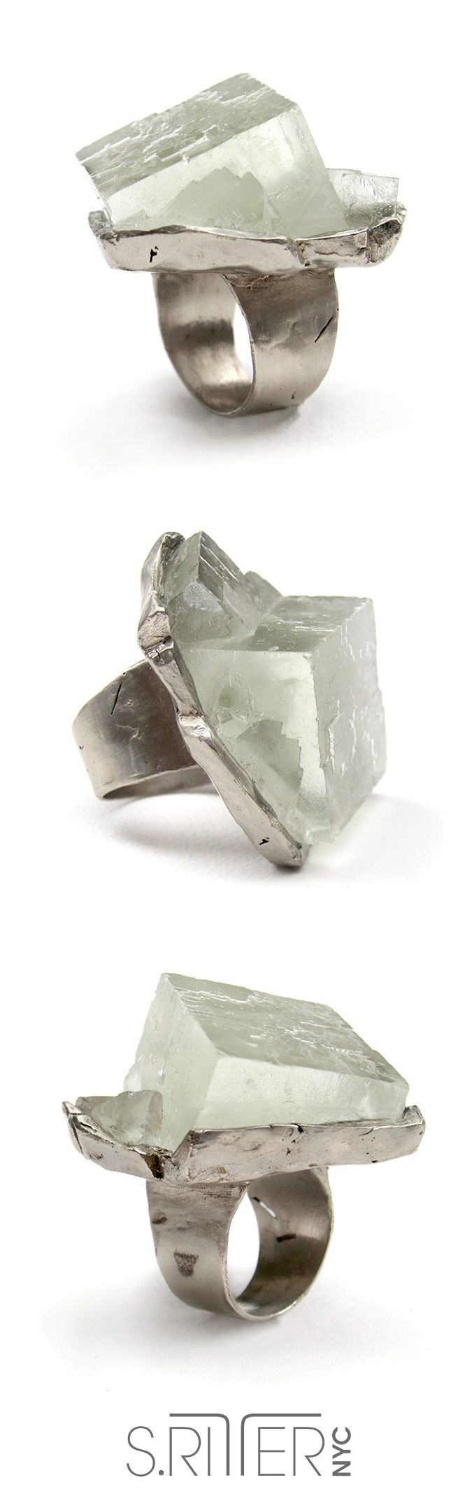 Is quartz considered a natural stone - Pale Green Fluorite Cube The Piece Speaks For Itself Raw Natural Stone