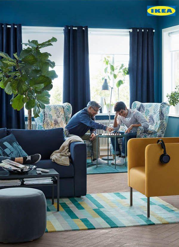En famille ou en solo, en mode repos, jeu ou dodo, il y a tant de façons de se détendre au salon. Notre collection de canapés VIMLE propose divers éléments dans une variété de couleurs pour satisfaire tous vos besoins.