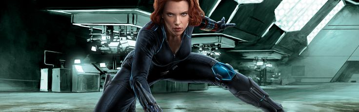 Scarlett Johansson Black Widow Avengers Wallpapers HDQ Scarlett