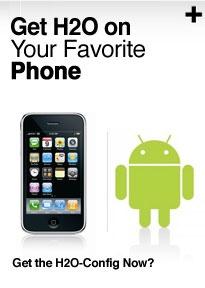 H2O Wireless. iPhone Emancipated at last. Locked or unlocked!
