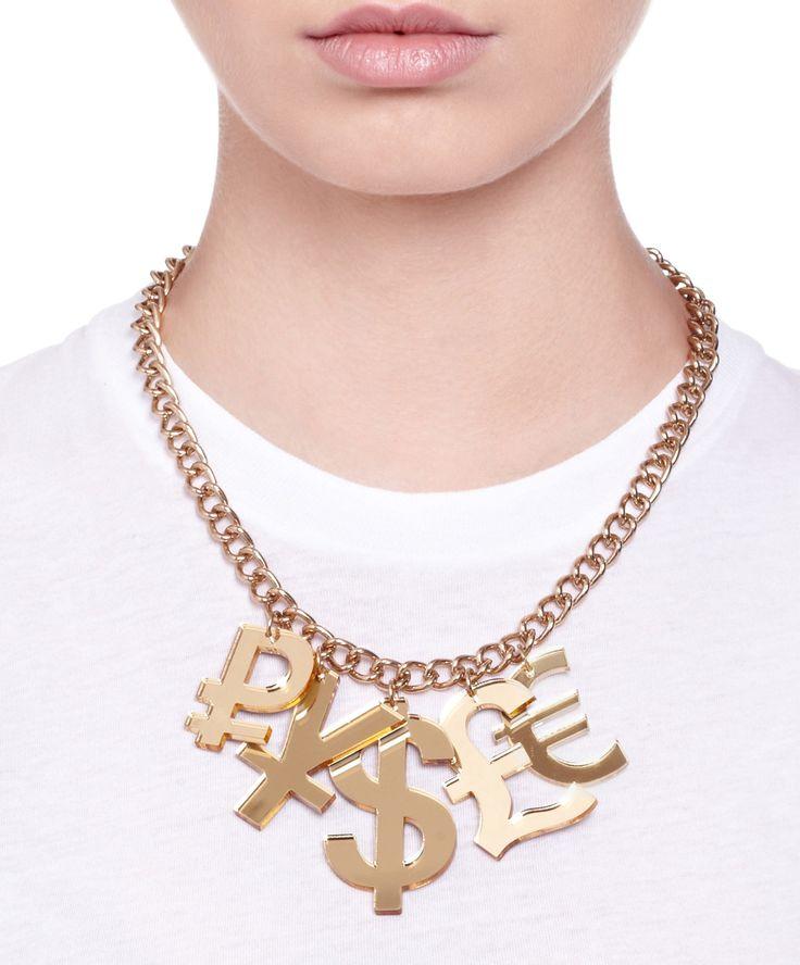 Money Necklace