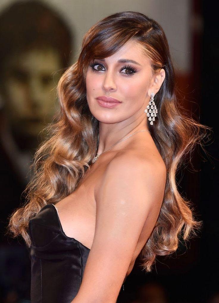 The Charm of Luxury:  La showgirl argentina fa acquisti nel cuore di Mi...