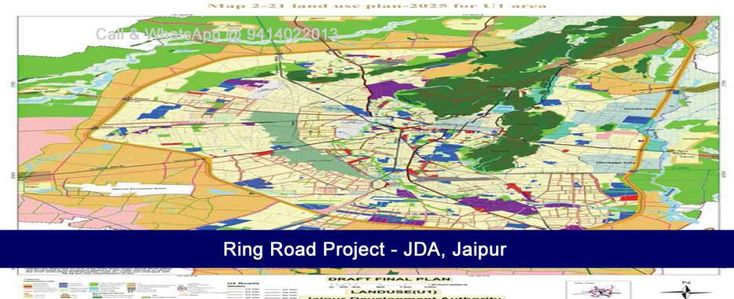Ring Road Jaipur Jda Approved Plots Residential Plot for Sale, Commercial Shop for Sale & Buy Plot Ring Road Project in Jaipur