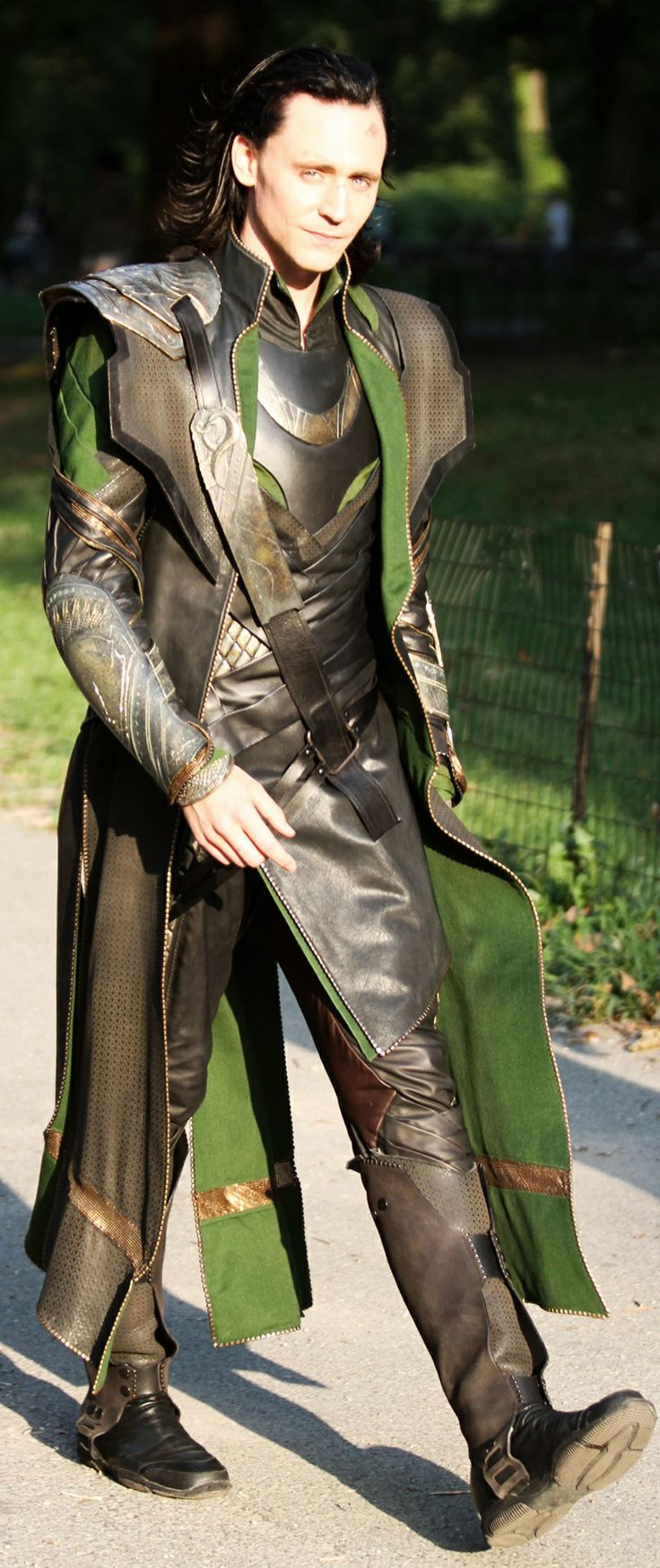 Tom Hiddleston IS Loki!! I don't think this character would be so beloved had it not been for the fine actor who portrays him!
