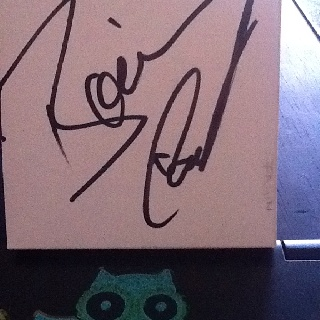 Yep. That is indeed Brian Conley's signature!