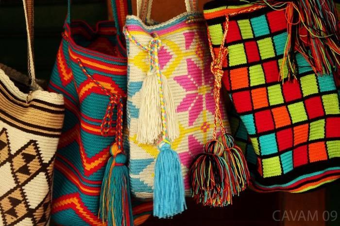 Artesaniascolombianas , bolsos,