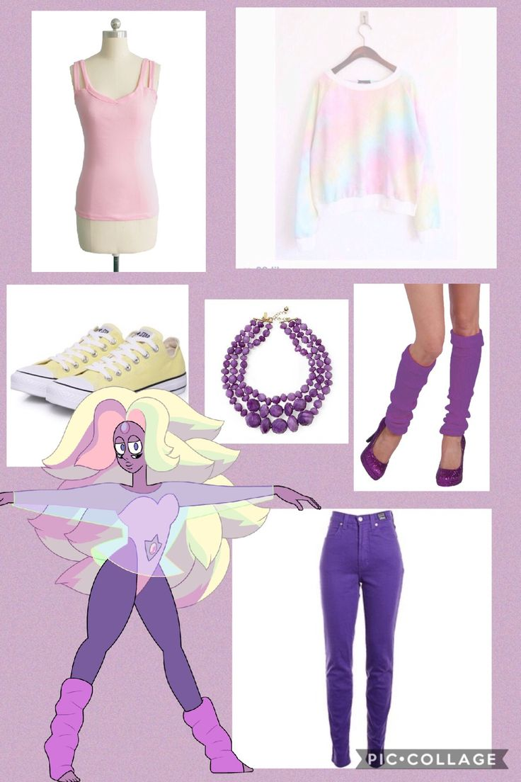 Steven universe closet cosplay , Steven universe casual cosplay , rainbow quartz inspired outfit , I don't own Steven Universe or any of the companies that made these clothes.