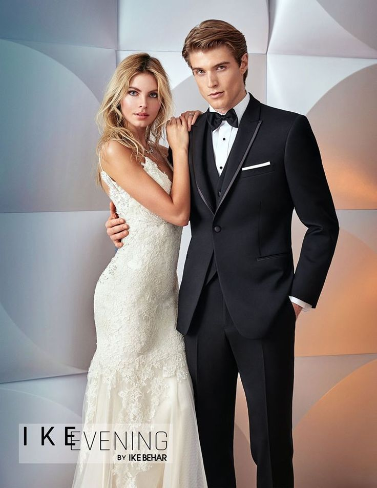 Ike Behar has such an elegant collection of tuxedos and suits to choose from! You will certainly be able to find one to complement the theme of your big day: http://tuxedojunction.com/  #wedding #weddingsuit #weddingtux #tuxedo #tuxedojunction